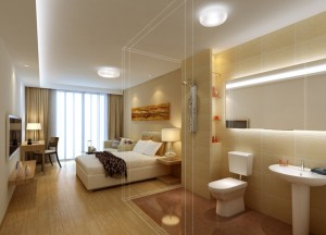 Bedroom-and-bathroom-design-rendering